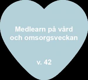 Kompetensförsörjning - Medlearn på vårds och omsorgsveckan